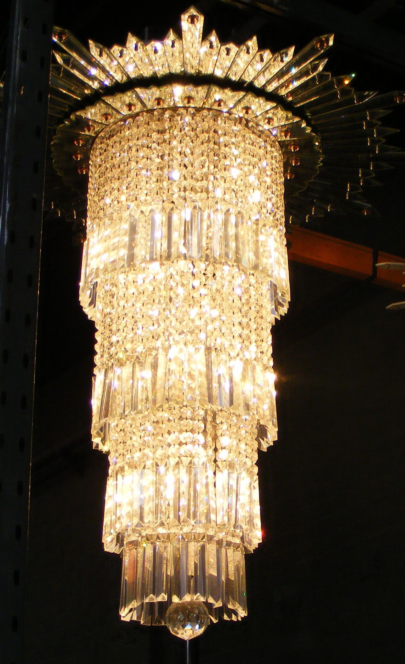 Types Lighting Fixtures