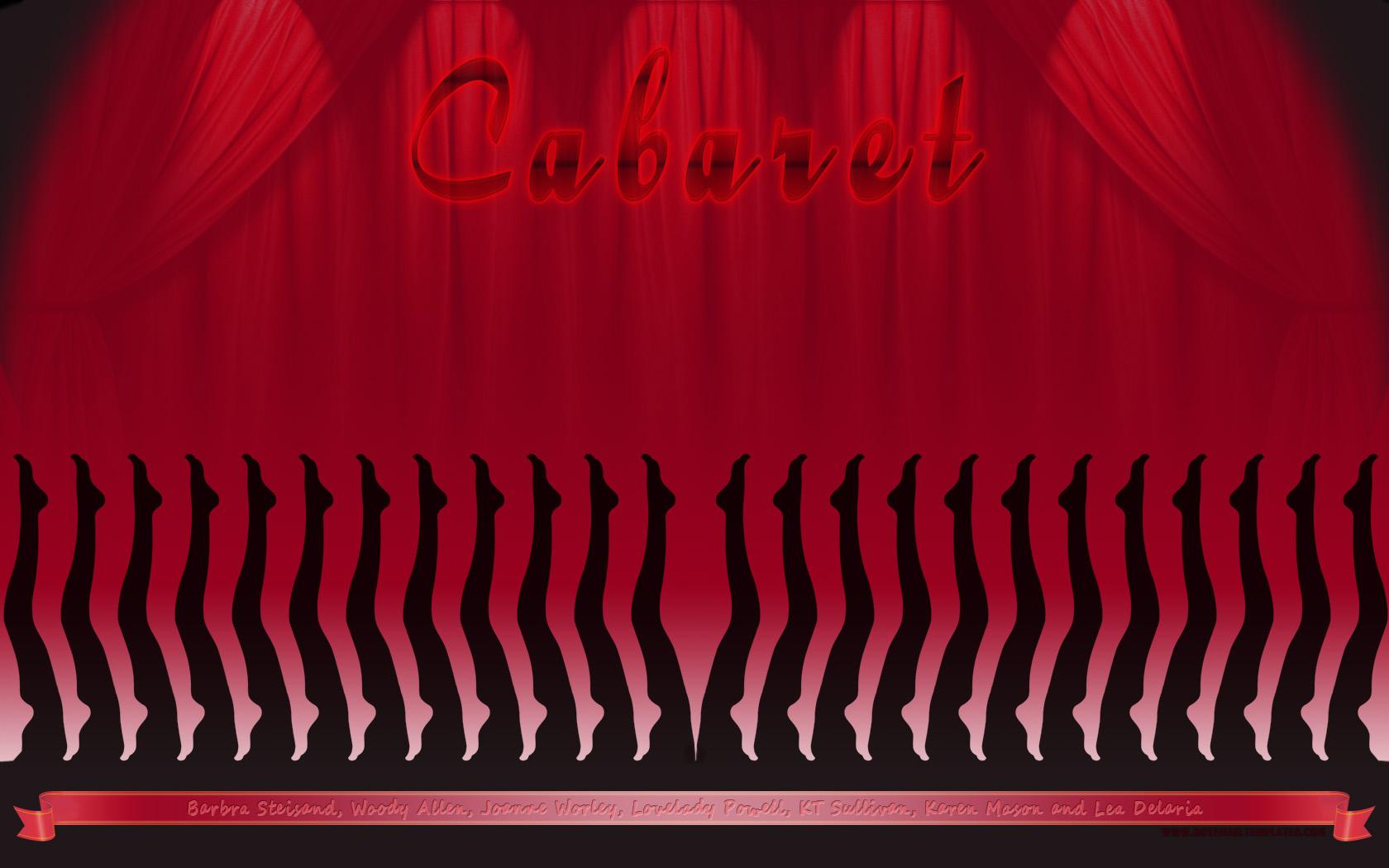 Cabaret Free HTML E Mail Templates