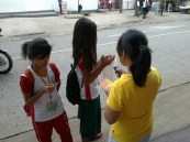 Tract Distribution