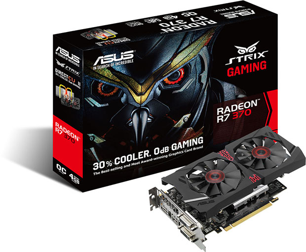 ASUS Radeon R9 370 4GB