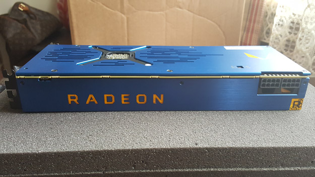 small vega frontier edition 4 Gaming Mode of AMD Radeon Vega Frontier is best for professionals