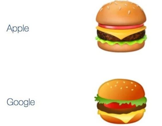 Emoji Burgers Large