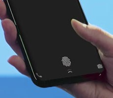 Vivo Debuts First Smartphone With In-Display Fingerprint Sensor At CES 2018
