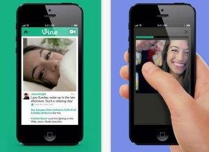 Vine : l'application pour poster des courts messages vidéo