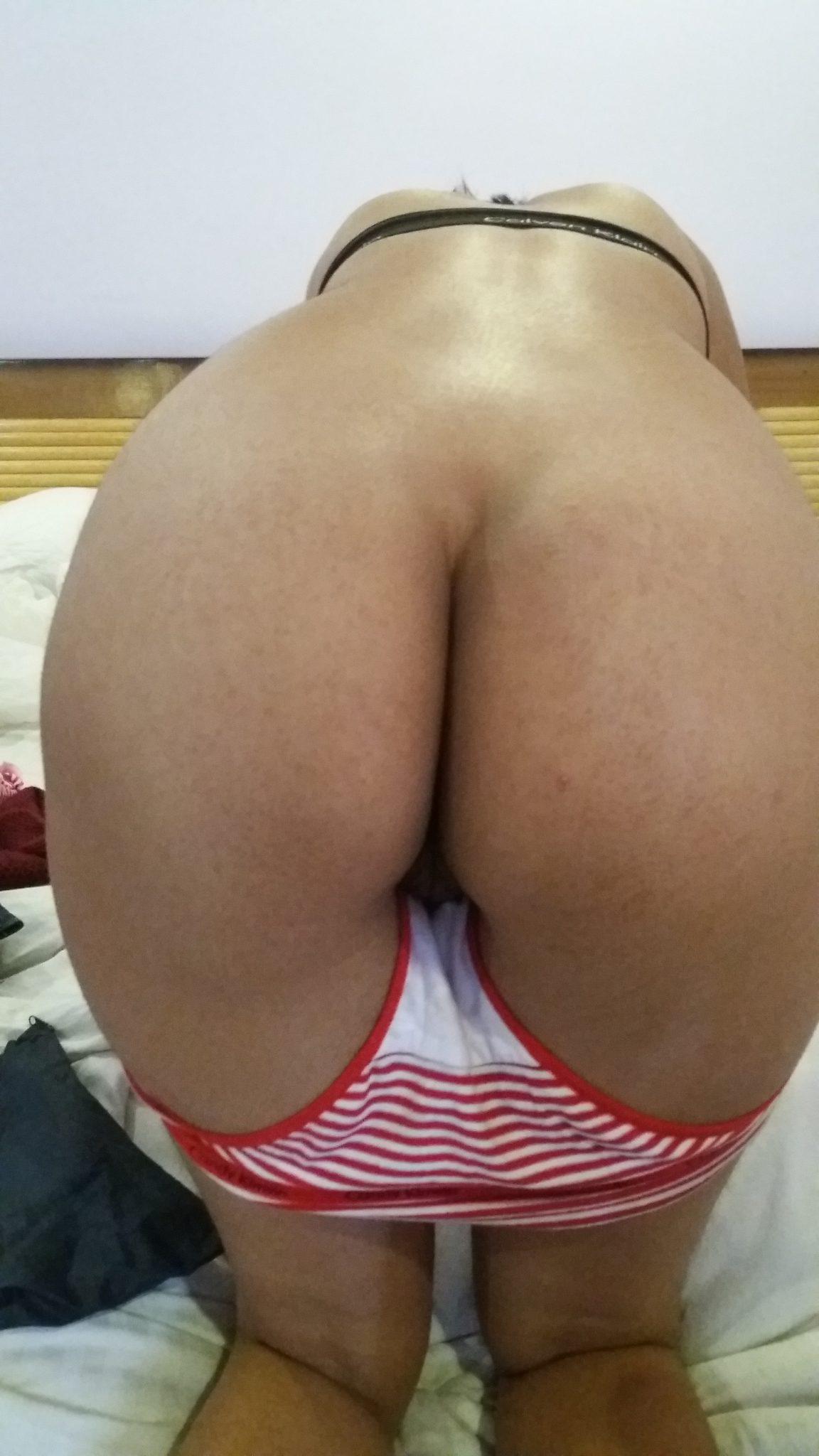 Hot Sexy Punjabi Girl Ramanpreet kaur Showing her Tight Pussy & Ass