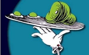 Green Eggs & Ham from Dr. Seuss
