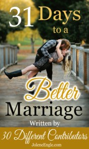 31 Days to a Better Marriage ebook