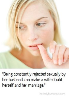 Woman Doubting