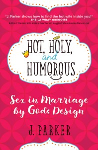 Hot, Holy, and Humorous book cover