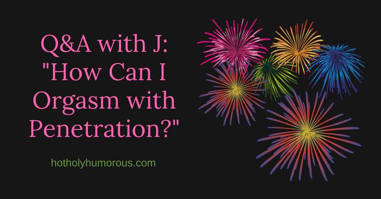 Blog post title + fireworks