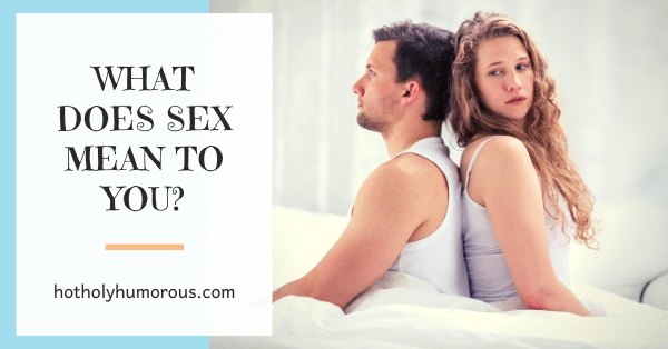 Sex between husband and wife