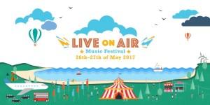 Live on AIR Music Festival
