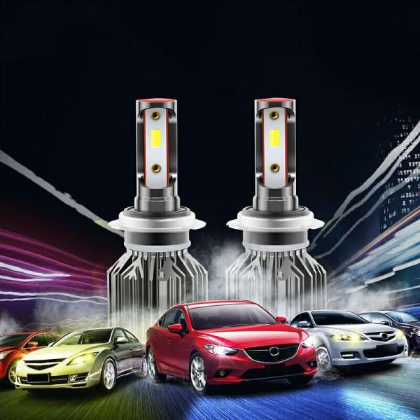 Đèn led xe
