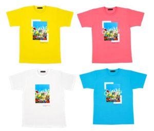 24時間テレビのチャリTシャツ(2016年) 新デザイン