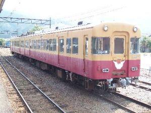 大井川鉄道 テレビカー