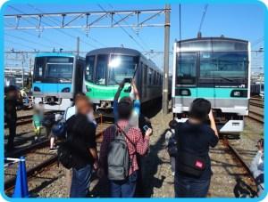 小田急ファミリー鉄道展2016