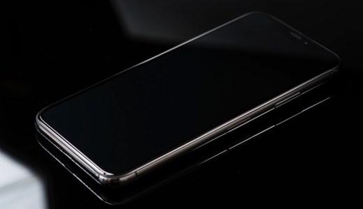 iphone8の画面が真っ暗で動かない?Appleサポートで解決できた方法!