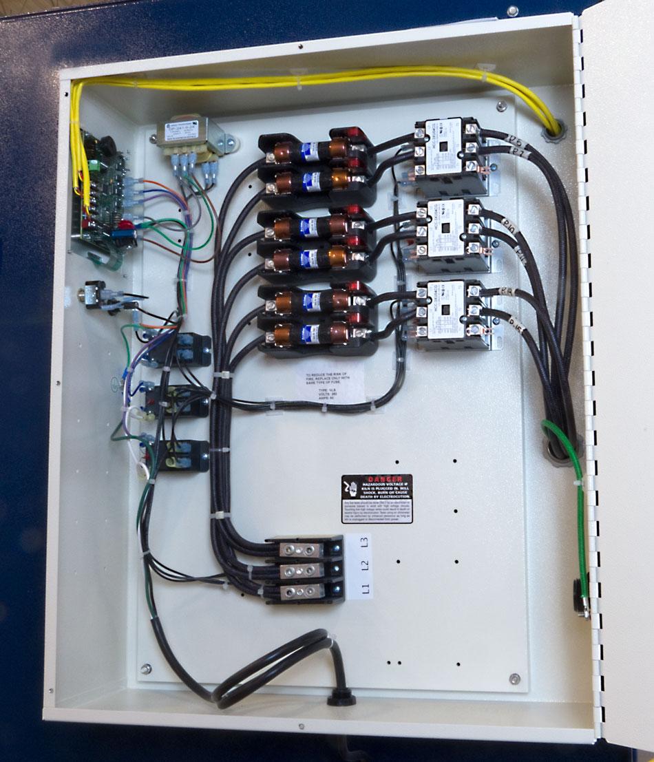 L Amp L Electric Kilns