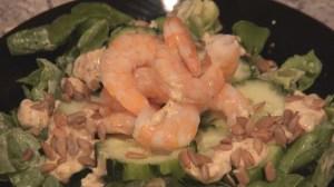 Hot Kitchen - Shrimp Louis Recipe