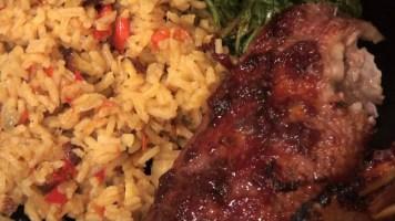 Hot Kitchen Roast Duck in Strawberry Merlot Sauce Recipe Demonstration
