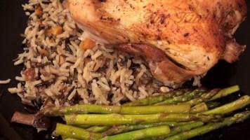 Hot Kitchen Little Chickens Recipe Demonstration