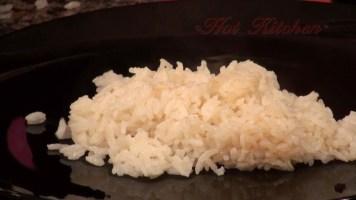 Hot Kitchen Polynesian Mahi Mahi, Coconut Rice, Recipe Demonstration