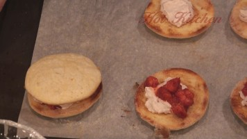 Hot Kitchen Strawberry Whoopie Pies Recipe Demonstration