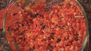 Hot Kitchen - Mango Rangoons Recipe Demonstration
