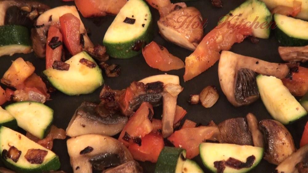 Hot Kitchen Sensual Shells, pasta Recipe Demonstration