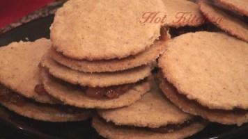 Hot Kitchen Dainty Fig Sandwiches Recipe Demonstration