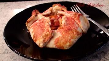 Hot Kitchen Rustic Nectarine Tart Recipe Demonstration