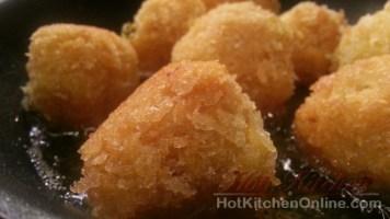 Vegetarian Meatballs9