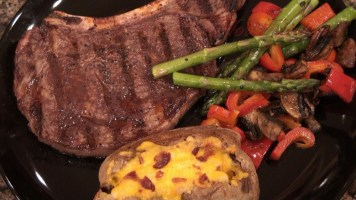 Old time ribeye steak recipes - Hot Kitchen Recipe Demonstration