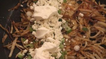 stuffed hasbrown recipes, tex-mex recipes - hot kitchen recipe demonstration