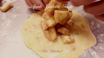 Apple Galette Tart Recipe Apple Filling