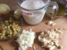 Crab Chowder Recipe Ingredients