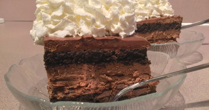 Devastating chocolate lasagna recipe