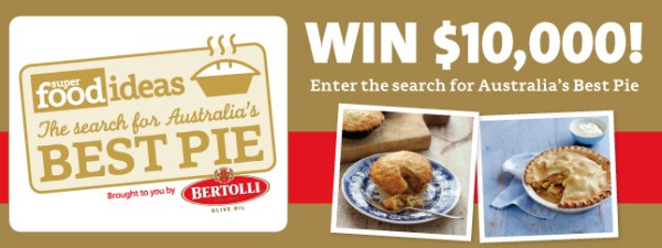 Thai red curry pie andeasy as pie hotly spiced super food ideas has an easy as pie competition searching for the best pie recipe anyone within australia can enter and thanks to bertolli forumfinder Images