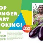 'Stop Hunger, Start Cooking' Cookbook