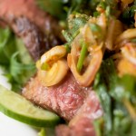 Thai Beef Salad and…Travel Expenses