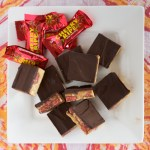 'Chockie Night' and Cherry Ripe Chocolate Slice