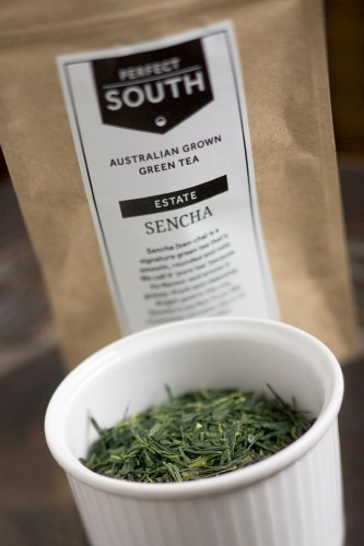 Perfect South Australia Grown Green Tea