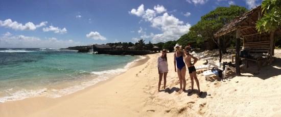 It''s a very beautiful beach