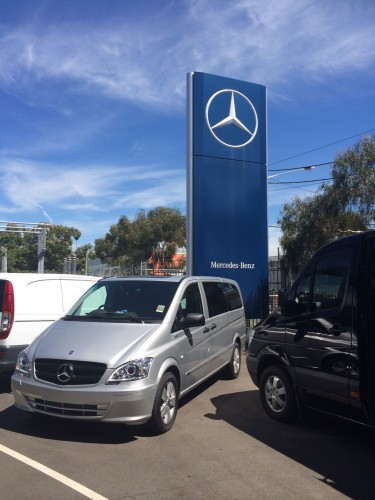 Mercedes-Benz Sydney in Alexandria