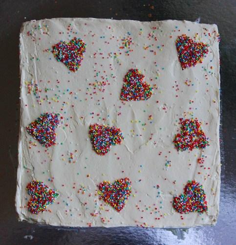 A cake of joy