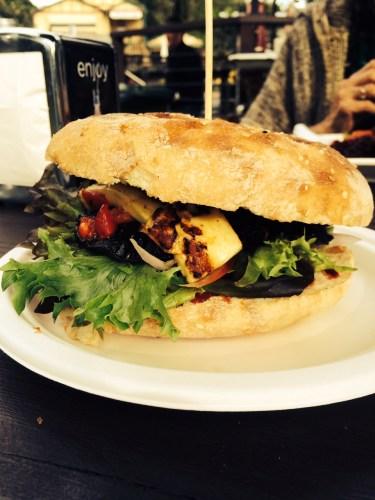 Vegetarian Burger $18.00