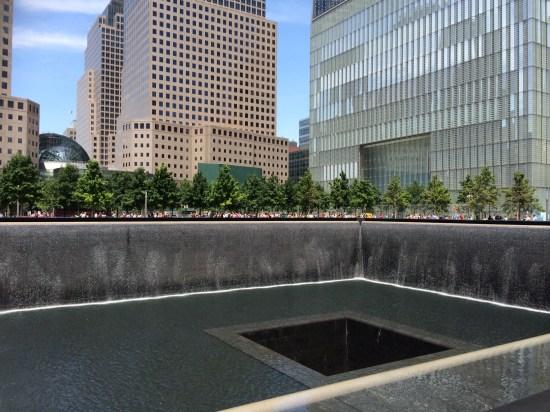 Reflective Memorial Pool