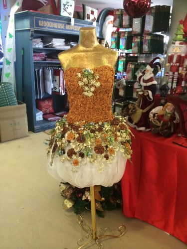 I think I've found my Christmas party dress