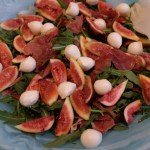 Fig, Prosciutto and Bocconcini Salad