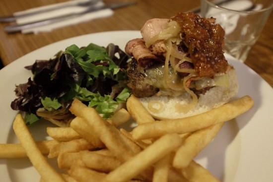 Paragon Burger:  $17.90